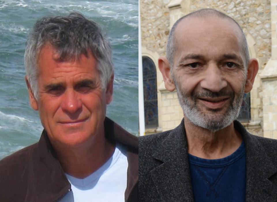 Claude Morel et Jean-Luc Bitbol nous rejoignent !